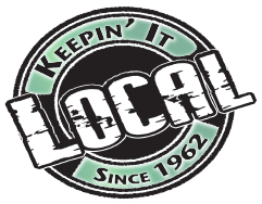 Keepin' It Local - Since 1962